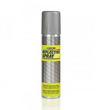 Reflektionsspray Albedo Transparent, 100ml - Lichtreflektierendes Spray für Textilien